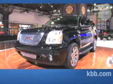 2009 GMC Yukon Denali Hybrid - Kelley Blue Book - NY Auto... Video