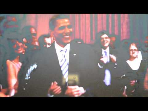 Barack Obama Singing LIVE with Mick Jagger, BB King & Keb Mo(Baby Dont You Wanna Go)