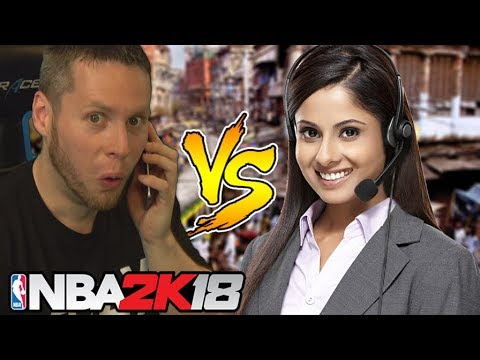 NBA 2k18 Prank Calls + Blaze Diss Track!
