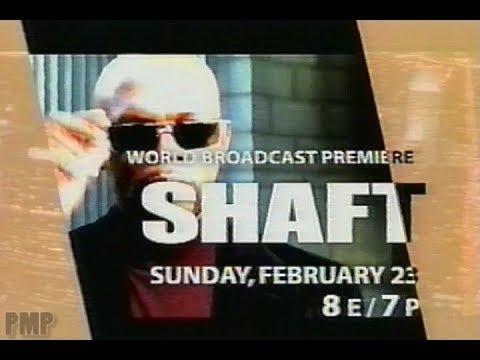 Shaft (2003) TBS Superstation Promo