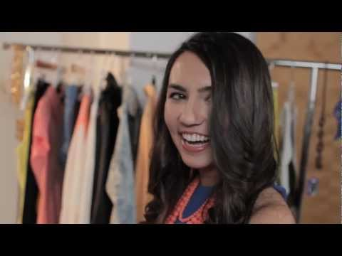 Trisha Hershberger - SourceFed - Dance off Behind The Scenes - StyleClubTV: Makeover