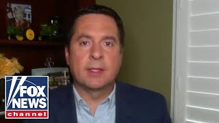 Rep Nunes reacts to California protestors denouncing Newsom's orders
