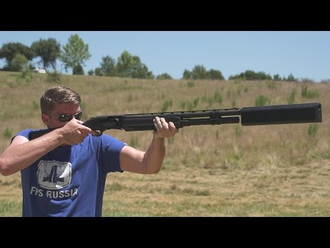 FPSRussia- SilencerCo Salvo-12 Shotgun Suppressor!