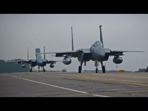 US Targets ISIS Leader In Libya Airstrike - Newsy