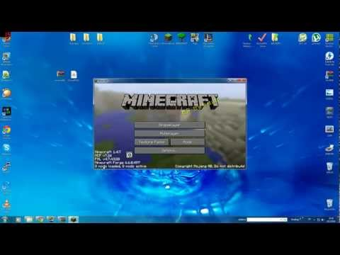 How to install DivineRPG Minecraft Mod