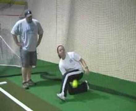 Softball Pitching Basic Skills with Crissy Rapp