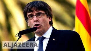 Spain withdraws request for Puigdemont's extradition