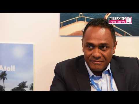 Sydney Pierre, head of worldwide sales, Lux Resorts & Hotels