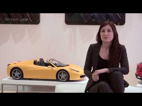 Car Design: How to Become a Ferrari Graduate