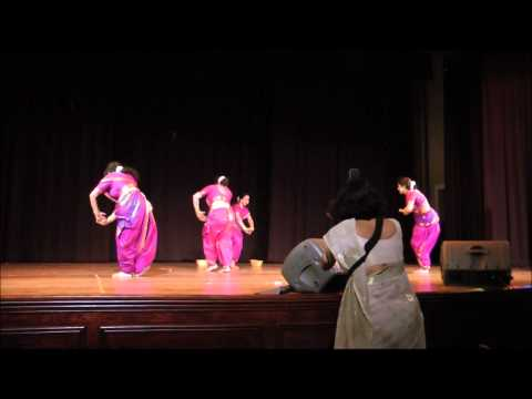 Dance #4 - Ai Ka Dajiba - Saraswati Puja 2011 video