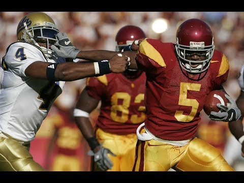 Reggie Bush highlight tape Video