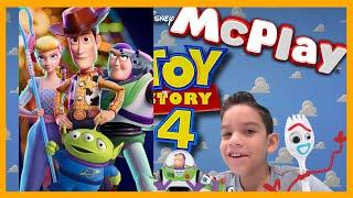 McPlay  || Toy Story 4 Movie || Gameplay APP