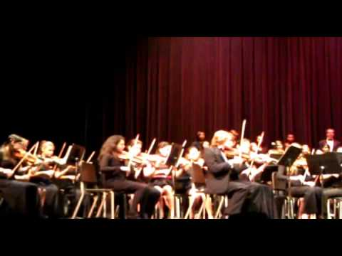 Wiregrass Ranch High School - Orchestra - Winter Concert - Dec 13 2012.wmv