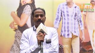 Kishore Kumar At Jennifer Karuppaiya Movie Team Interview