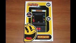 Arcade Classics Pac-Man 07 Color Screen! Mini Arcade Game!