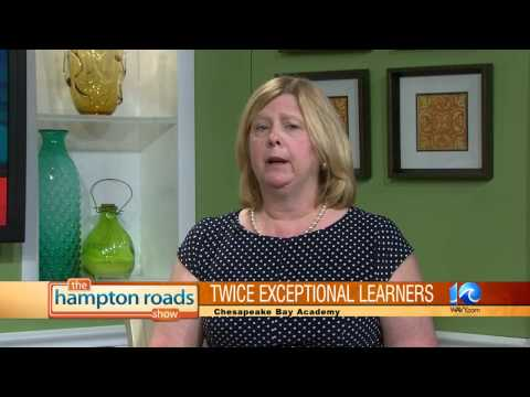 "Chesapeake Bay Academy explains ""Twice Exceptional Learners"""