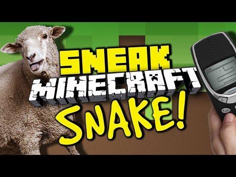 SNAKE 2015 - MINECRAFT EDITION!