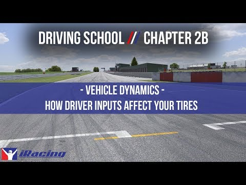 iRacing.com Driving School Chapter 2B: Vehicle Dynamics