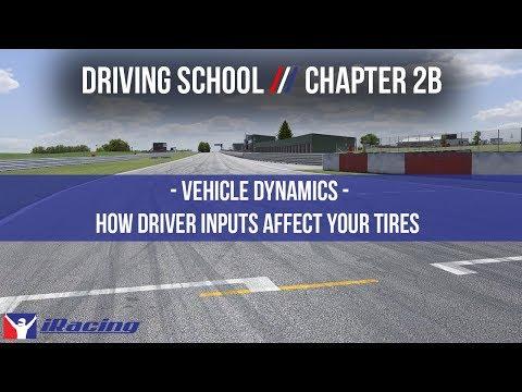 iRacing.com Driving School Chapter 2B: Vehicle Dynamics