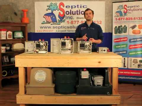 Septic Solutions Alarms And Control Panels Discussion