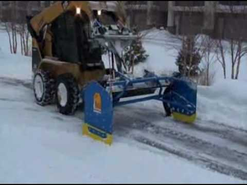 Kage Innovation - Condo Snow Removal