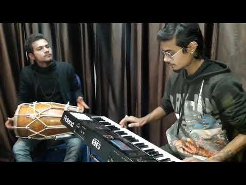 Yeh Ladka Haye Allah||#Kabhi#Khushi#Kabhi#Gham||#Keyboard And#dholak #cover By Raja Bariar/Vishal