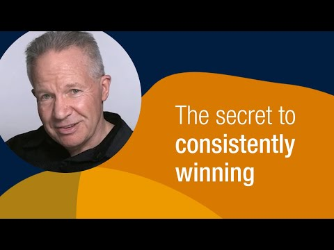 Dan Sullivan of Strategic Coach® presents The 3 Wins
