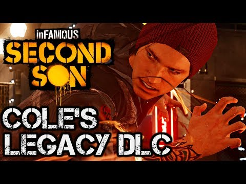 inFAMOUS Second Son - Cole's Legacy Full Walkthrough Pre-Order DLC (Limited Edition) [HD] 1080p