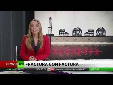 Denuncian en EE.UU. que 'fracking' causa terremotos y amenaza vidas