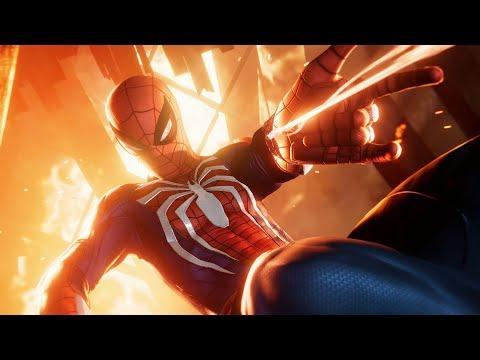 Marvel's Spiderman PS4 - Full Game Walkthrough (4K 60FPS)