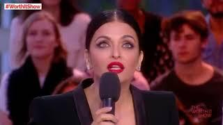 The Worth It Show (L'Oréal Paris) | Aishwarya Rai x Helen Mirren