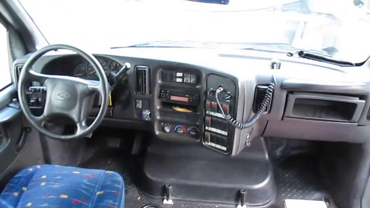 2005 Chevrolet 24 Passenger Tour Bus For Sale Bathroom