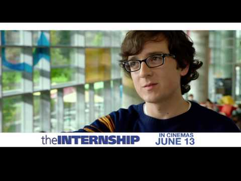 THE INTERNSHIP is the hilarious new comedy starring Vince Vaughn and Owen Wilson as two old-school sales guys trying to reinvent themselves in a new fast moving digital world as they take part in the internship program at Google.