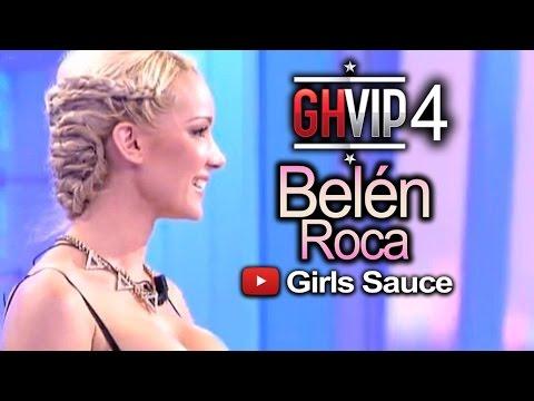 Belen Roca GH VIP 4 Sus imágenes mas sexys [Videos + Fotos]