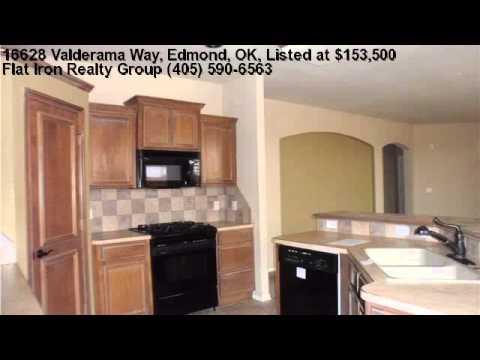 Edmond Property Real Estate Listings - MLS  16628 Valderama Way Edmond OK 73012 Home for Sale, Edmon