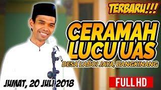 Ceramah Lucu Ustadz Abdul Somad Lc, MA - Masjid Al-Muhajirin (Desa Laboi Jaya, Bangkinang)