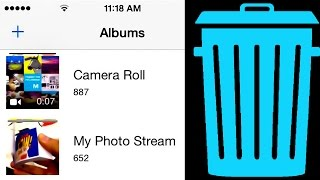 How to Mass Delete Photos From iPhone Camera Roll, iPad, iPod