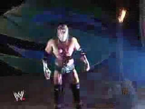 Summerslam 2007 Triple H VS King Booker (part 1/2) Music Videos