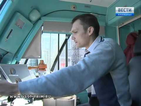 Самый мощный в мире грузовой электровоз Ермак проходит тестовые испытания в Приморье