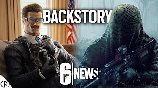 Backstory & Concept - Phantom Sight Nokk Warden - 6News - Tom Clancy's Rainbow Six Siege