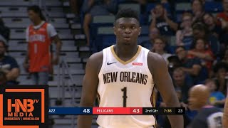 Utah Jazz vs New Orleans Pelicans - 1st Half Highlights | October 11, 2019 NBA Preseason