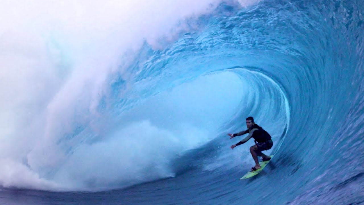 Peaking: A Big Wave Surfer's Perspective - Carlos Burle ...