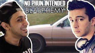 Tyler Joseph - Blasphemy (NO PHUN INTENDED) | REACTION + ANALYSIS
