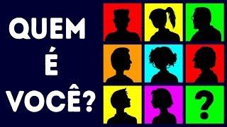 Quem É Você No Seu Grupo De Amigos? Um Teste De Personalidade Legal