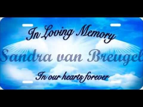 Sandra van Breugel 08-11-1971  -  02-08-2015