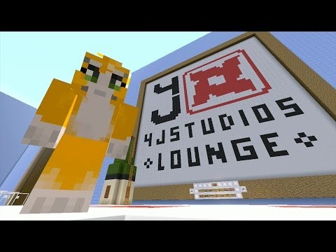 Minecraft Xbox - 4j Studios Lounge - Hunger Games video