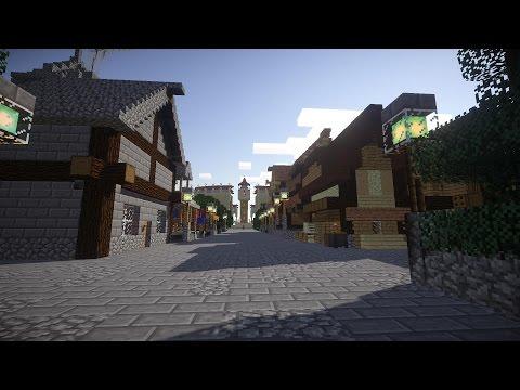 Sword Craft Online Modpack | AncientRPG Official Server Trailer [SAO]