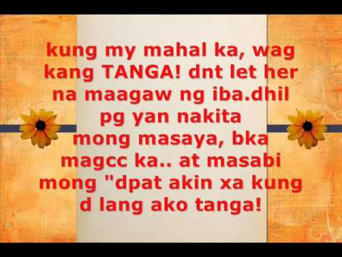 tagalog quotes 5 Music Videos