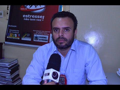 Delegado da Policia Civil de Cajazeiras fala sbre clonagem de cartões