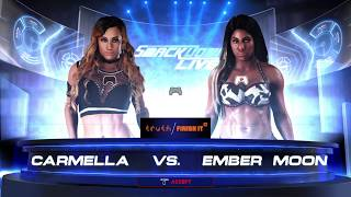 download lagu Wwe 2k18 Carmella Vs. Ember Moon gratis